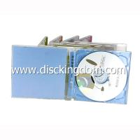 Quality Wholesale CD/DVD cases no hub digital printing for sale
