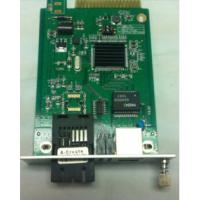 LFP 10M / 100M / 1000M Media Converter Internal Power , Card Type
