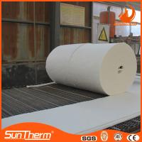 Buy cheap Thermal insulation ceramic fiber blanket with alumina foil from wholesalers
