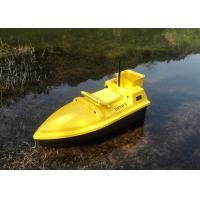 Quality Fishing bait boat DEVC-103 yellow DEVICT DESS autopilot radio control brushless motor for bait boat for sale