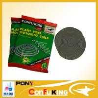 Quality China powerful effect natural plant fiber mosquito coil for sale