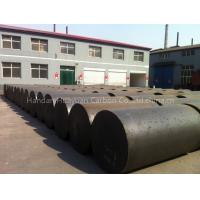 Buy cheap low ash content Nominal Diameter 86 mm graphite electrodes electrolysis with 4TPI Nipple from wholesalers