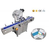 Quality 15 - 110mm Label Height Flat Label Applicator Automatic Sticker Labeling Machine for sale