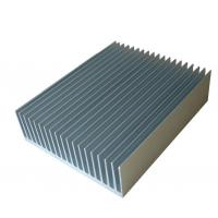 China Extruded Aluminum Heatsinks ,6061 / 6005 Aluminum Extrusion Heatsink For Solar PV Products on sale
