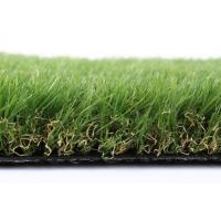 Quality PE PP Softness Friendly Pet Artificial grass 25mm Waterproof For Dogs 4 Tone for sale