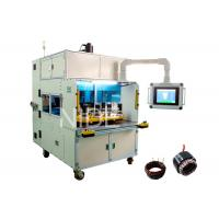 Quality Fully Automatic Coil Winding Machine alternator stator winding machine With Eight Working Station for sale