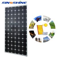 Quality Hot Sale! Pingdingshan Pv Supplier A Grade 260W Pv Panou Panel solar For Solar Energy for sale