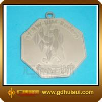 Quality csutom design zinc alloy medals and trophies for sale