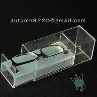 Quality BO (34) acrylic glasses case for sale