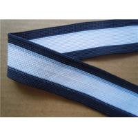 Quality Durable Woven Jacquard Ribbon Embroidery Fabric Webbing Straps for sale