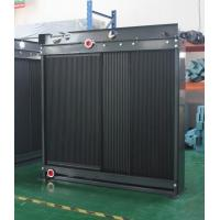 China Aluminum bar and plate heavy duty oil cooler for high pressure application on sale