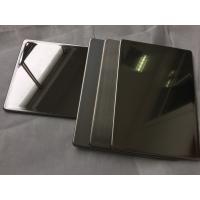 Quality Curtain Wall Stainless Steel Composite Panel 1200mm Width With Polished Finish for sale