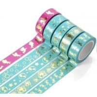 Washi Paper Scotch Tape Label Car Painting And Decorative Assorted Decorative School for sale