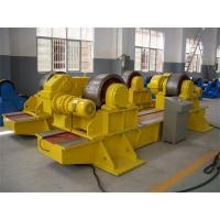 Buy cheap 100 T Automatic Conventional Tank Turning Rolls With Siemens System Control from wholesalers