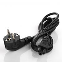 Euro power cords with IEC C5 Connector for sale
