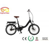 Quality Nexus 7 Speed Lightest Electric Folding Bike With Bafang Mid Drive Motor for sale