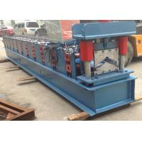 Buy 3kw Ridge Cap Roll Forming Machine 470 Color Steel Roof Tile Sheet at wholesale prices