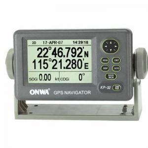 Marine GPS/Sbas Navigator with Video Plotter Function
