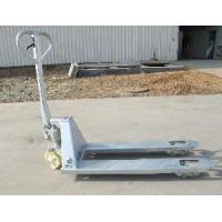 Quality Hot Dipped Galv. Hand Pallet Truck (A130) for sale