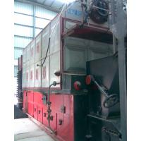 Quality Electric Condensing Oil Fired Steam Boiler For Radiant Heat , Low Pressure 0.7 Mpa for sale