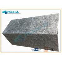 Quality L Shape Stone Honeycomb Composite Panels For Indoor Ceiling Granite Panel for sale