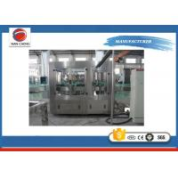Quality Adjustable Speed Can Filling Machine Production Line 5.6kw 10000CPH Energy Saving for sale
