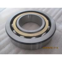 Quality Steel ABEC9 40mm Metric Ball Bearing Angular Contact For Drilling Rigs 7208B for sale