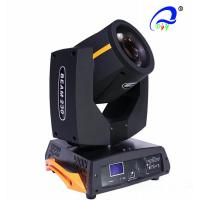 China Indoor Beam Moving Head LED Stage Lights Sharpy 7R 200W Osram AC 110 - 240V on sale