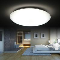 38W Smart Stylish Dimmable LED Ceiling Lights , φ530mm×120mm Dimmable LED Ceiling Fixture