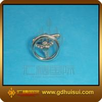 Quality zinc alloy custom watch cufflinks for sale