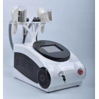 Buy Portable cryolipolysis fat freezing cool scultping machine ultrasonic cavitation rf slimming equipment at wholesale prices