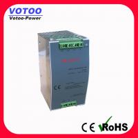 Quality High Efficiency Metal 120W Single Output IN Rail Power Supply 12V 10A for sale