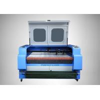 Quality High - Speed CO2 Laser Engraver With Automatic Coiling System PEDK-13090A for sale