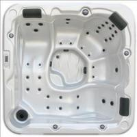 Quality 5 Seats Portable Hot Tub for Garden (A520) for sale