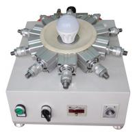 Buy cheap E40 B22 Bulb Cap Punching Crimping For LED Bulb Cap Production Assembly Line from wholesalers