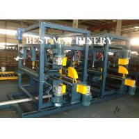 Quality Z Lock EPS Sandwich Panel Production Line Line Light Weight Chain Driven System for sale