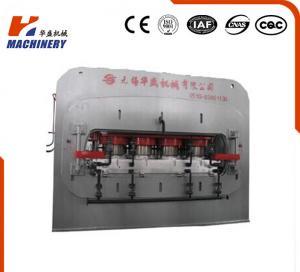 6X8 1200Ton ISO Laminating Plywood Hot Press Machine For Flooring Board