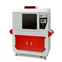 Buy cheap Mini Leather Vamp Marking Machine Replace Screen Printing And Silver Refill Pen from wholesalers