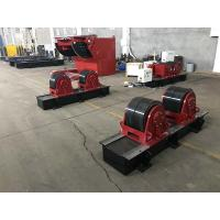 Buy Heavy Duty Pipe Welding Rotator Pipe Welding Stand For Industry Pipe Turning at wholesale prices