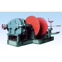 Quality Electric Windlass Marine Deck Equipment for Ship , Single Type for sale