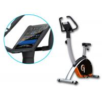 Quality Home gym Indoor USB HDMI Smart Exercise Bike Quad Core With IPS screen for sale