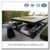 China Double and Triple Deck Parking 2-3 Layer Stacker Multi-level Car Parking System Automobile on sale