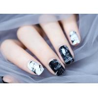 Buy cheap Professional Fashion Design Short Leading Time Marble Color UV Gel Polish Made In China from wholesalers