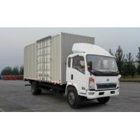 Quality Sinotruk Howo 2nd Hand Lorry 2015 Year Made 160hp 4×2 Drive Mode 9995x2498x3750mm for sale