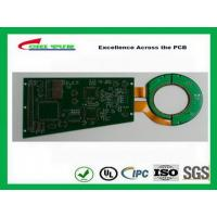 Quality Rigid-Flexible Circuit Board Design Fabrication and Assembly Immersion Gold PCB for sale