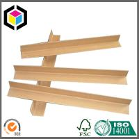 Quality Brown Kraft Paper L Shape Corner Protector; High Quality Corner Guards for sale