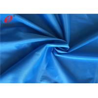 Quality Fluorescence Color Plain Reflective Fabric Material Anti Static Safety Vest Fabric for sale