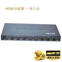 China 3D Video 4K HD HDMI Splitter 1 x 8 HDMI Splitter 1 In 8 Out for sale