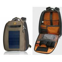 China Solar backpack for mobile phones, digital devices and game devices on sale
