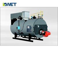Buy cheap Mini low pressure 2t/h 1.6 mpa fire tube oil field oil gas steam boiler for sale from wholesalers